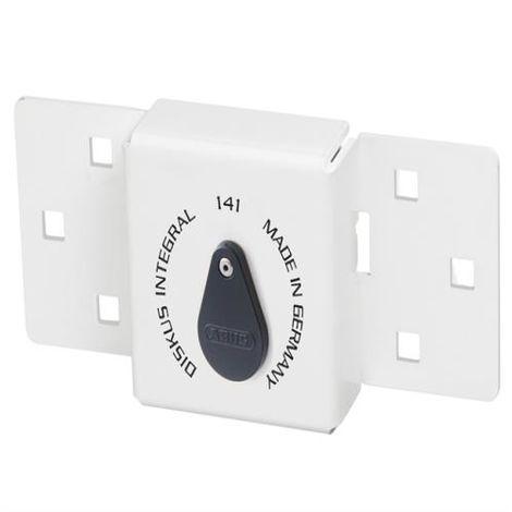 ABUS INTEGRAL VAN LOCK WHITE 141/200 + 23/70
