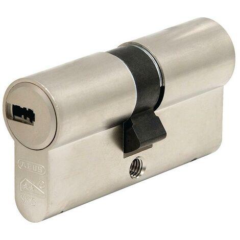 ABUS Profildoppelzylinder Profildoppelzylinder EC660NP 30/30 mm Not- und Gefahrenfunktion beidseitig Anzahl Schlüssel 3 verschiedenschließend
