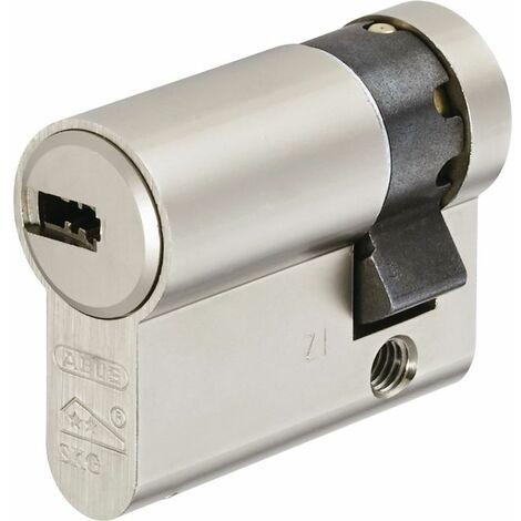 ABUS Profilhalbzylinder EC660NP 30/10mm Anz.Schlüssel:3 versch.-schl.ABUS