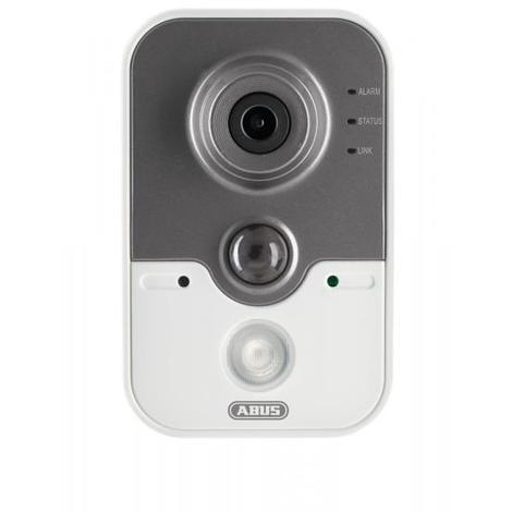 ABUS WLAN Kamera 2MPx Innen Überwachungskamera PoE Infrarot Alarmton TVIP11561