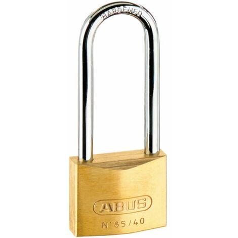 Abus Vorhangschloß 85/.. versch. Größen, mit 2 Schlüsseln #916