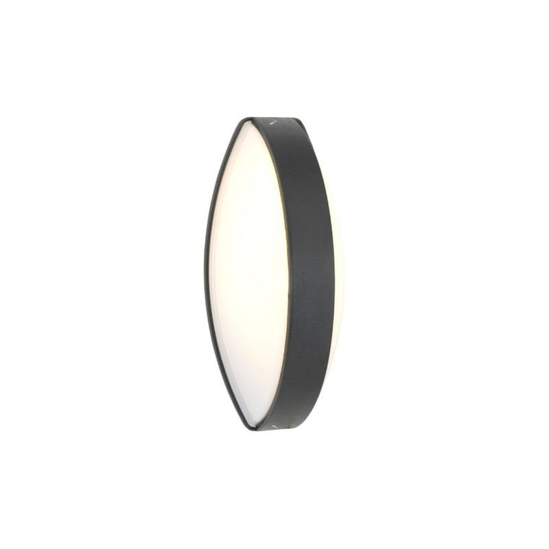 Image of Abuu Outdoor Outside Energy Saving Wall Light Lamp Shade for Garden Patio 9W