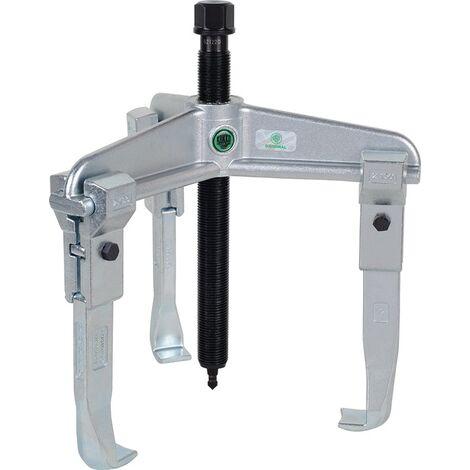 Kukko Abzieher 3armig voreinstellbar Spann-W.150mm Spann-T.max.125mm Abzughaken