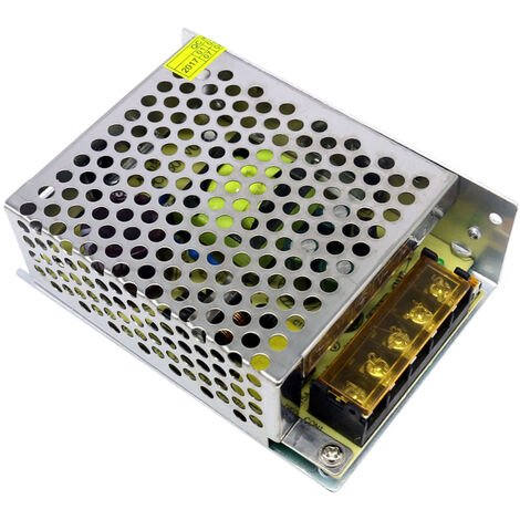 AC 100-240V A DC 5V 10A 50W Transformador de tension regulada Switching Power-Supplys convertidor adaptador para tiras de luz Informatica Radio Proyecto