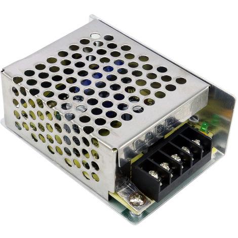 AC 100-240V A DC 5V 5A 25W Transformador de voltaje de conmutacion regulada Power-Supplys convertidor adaptador para tiras de luz Informatica Proyecto de Radio