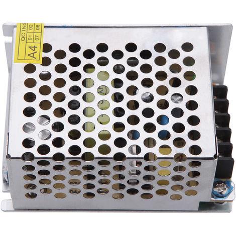 AC 110V / 220V a DC 12V 2.5A, 30W Transformador de voltaje Interruptor Potencia