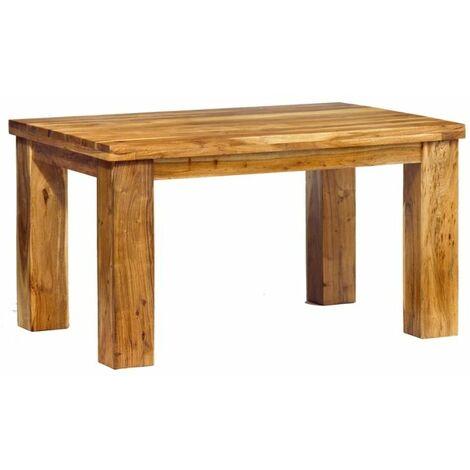 Acacia Dining Table - Small - Natural