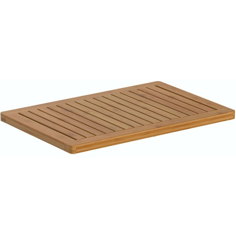 Image of Bamboo rectangular framed duck board - Accents