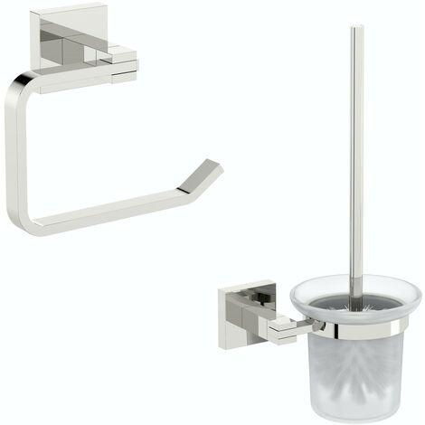 Accents Flex 2 piece toilet accessory pack