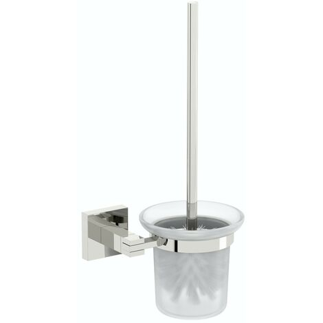 Accents Flex toilet brush and holder