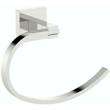 Accents Flex towel ring