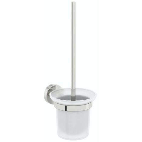 Accents Lunar toilet brush and holder