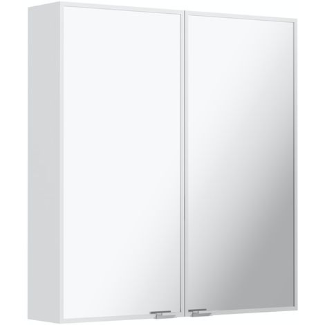 Accents mirror cabinet 640 x 600mm