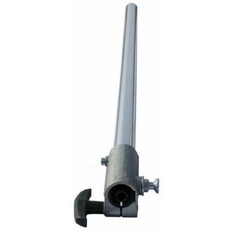 Accesorio alargo desbrozadora barra 26 transmisión cuadrada
