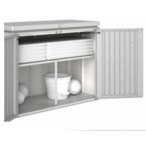Accesorio Balda Intermedia Para Arcon Metalico Highboard Biohort 160