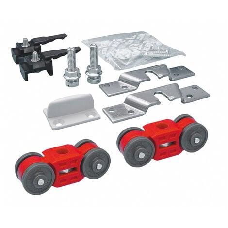 Accesorio Corredera Nk-50 R/3450 (F1) - Zincado
