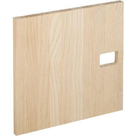 Accesorio puerta de madera de pino para estantería modular Dinamic 32,5x32,5 cm