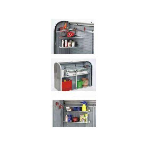 Accesorio Set De Estanterias Para Arcon Metalico Storemax 190 Biohort