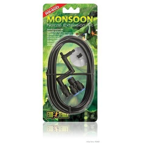 Accesorios Monsoon EXOTERRA - Kit Boquilla