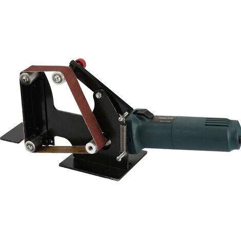 Accesorios multifuncionales para lijadoras de banda de amoladora angular de hierro,1