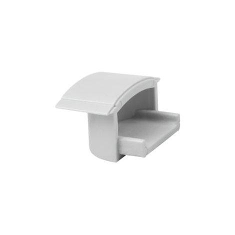 Accesorios para el perfil de aluminio empotrar - talla