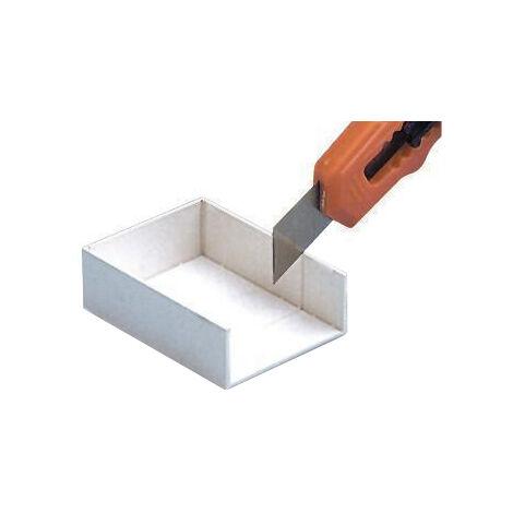 Accesorios para minicanal blanco 12x12mm. (Famatel 71737)
