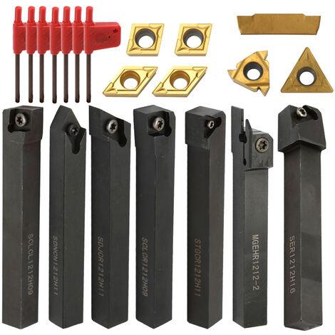 Accesorios para tornos para metal