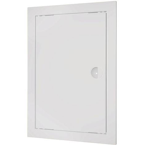 Access Panels Inspection Hatch Access Door High Quality ABS Plastic 400x400mm