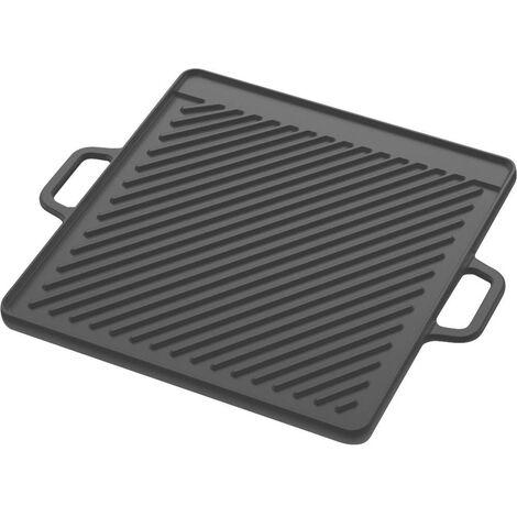 Accessoire poêle en fonte tepro Garten 8310 plaque de grill noir 1 pc(s)