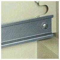 Accessoire pour coffret étanche Thalassa - Rail DIN symétrique longueur 280mm - Pour coffret Thalassa H430 x L330mm