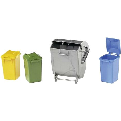 Accessoire : set de poubelles X14409