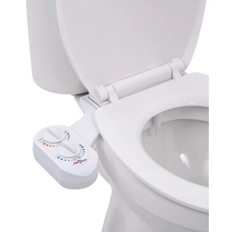 Accessoire siège toilette et eau chaude et froide buse unique