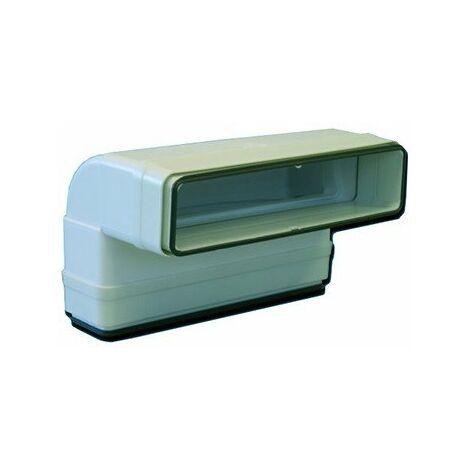 Accessoires à joint pour conduits 55x220 TUB-PLA