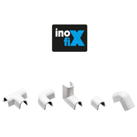 Accessoires assortis pour Cablefix 2201 blanc - Inofix