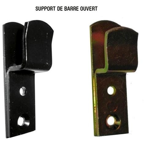 Accessoires de barres de sécurité pour volets battants bois - Différents modèles et couleurs disponibles
