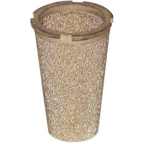 Accessoires de filtre - Cartouche de filtre bronze - OVENTROP : 2126053