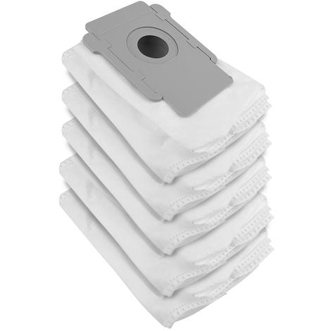 Accessoires De Remplacement De Sac De Disposition De Salete D'Aspirateur Robotique, 5Pcs