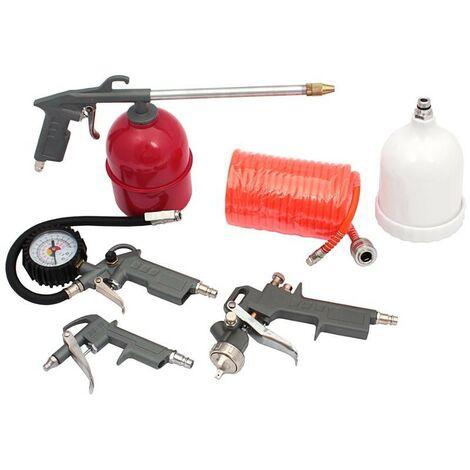 Accessoires pour compresseur pistolet, tuyau, vent