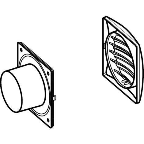 Accessoires pour entrée d'air hygroréglable EHT