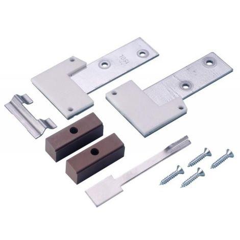 Accessoires pour seuils de porte-fenêtres menuiserie bois de 48 à 68 mm référence ISOL 47 T