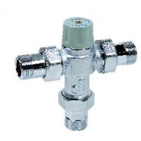 ACCESSORIES FOR WATER HEATER - Thermostatic Mixer 3/4M