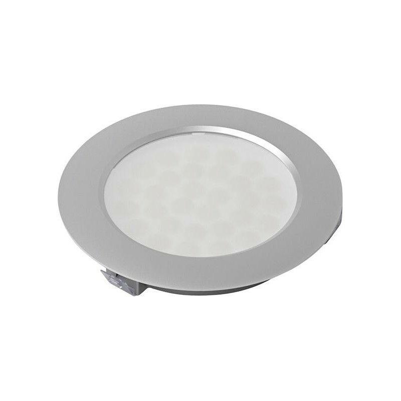 Acciaio Inox Spot Ecopower L Opt., Ww, 12V, 3.2W, 1,8 M