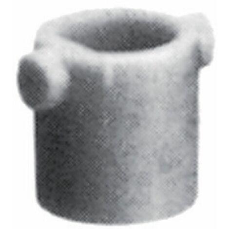 Accouplement pompe moteur type SMEN moteur. Interchangeable avec l'accouplement AEG 1 meplat code 600593 (a l'unite), CUENOD, Ref. 13015526