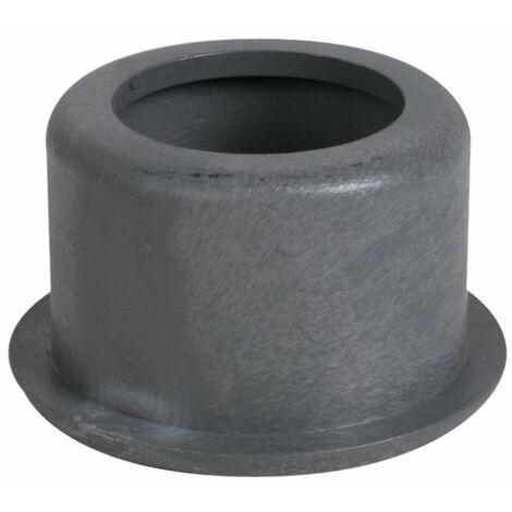 "main image of ""Tapón reductor de PVC gris Macho Hembra de Crearplast"""