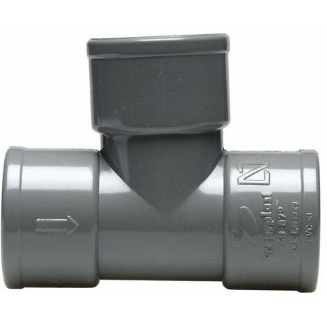 ACC.PVC. DERIVACION SIMPLE H/H 40-87º