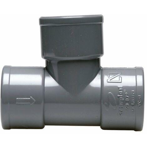 ACC.PVC. DERIVACION SIMPLE H/H 50-87º