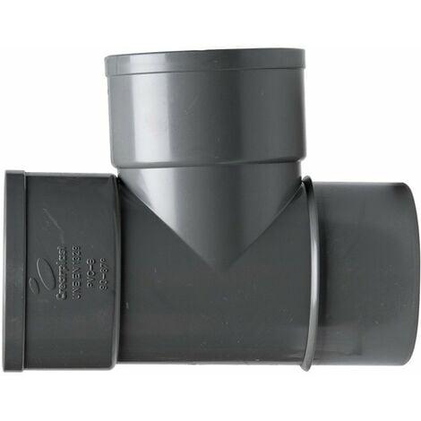ACC.PVC. DERIVACION SIMPLE M/H 110-87º
