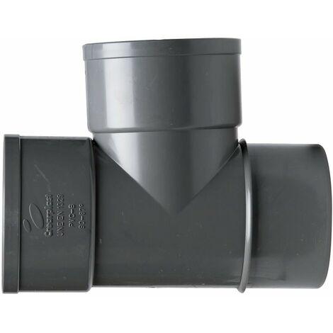 ACC.PVC. DERIVACION SIMPLE M/H 90-87º