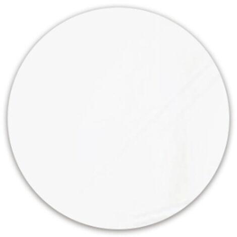 Accueil Utilisation Souple Acrylique Miroir Decoration Murale Etanche Casse Resistant A Haute Definition Reflechissant Miroir, Type 5 Rond Et 30 * 30 Cm