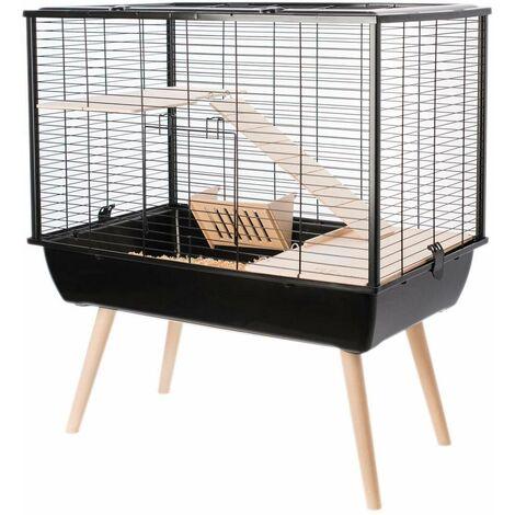Accueil>Animalerie>Rongeur>Cage pour rongeur
